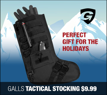 Shop Galls holiday tactical stocking
