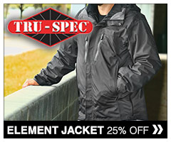 25% off Tru-spec Element
