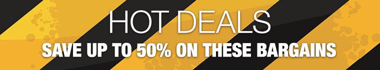 50 hot deals from Galls