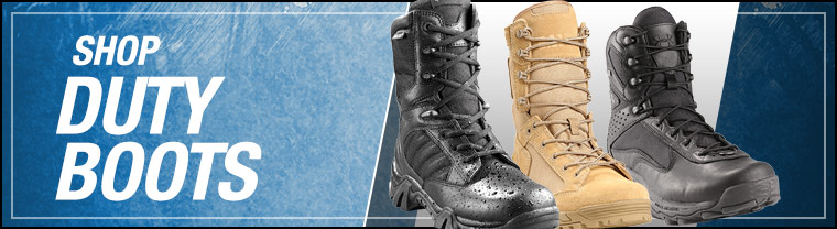 Duty Boots | Tactical Boots