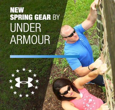 Shop new apparel from Under Armour