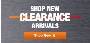 Shop new clearance arrivals