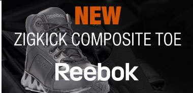 New Zigkick from Reebok
