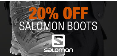 20% off Salomon