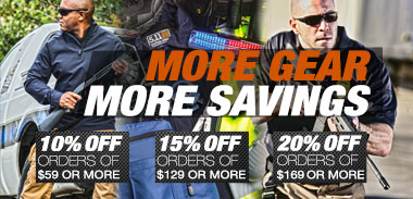 More Gear More Savings
