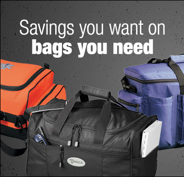 Save on bags you need