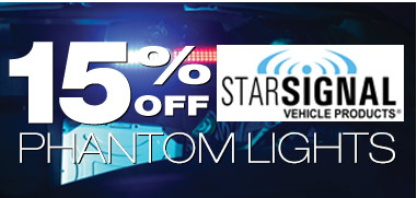 15% Star Signal Phantom Lights