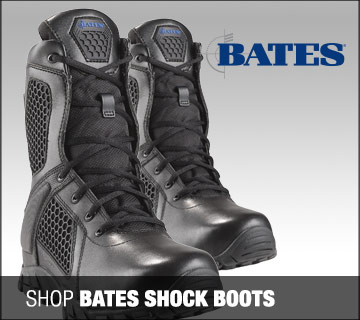 Shop Bates Strike boots