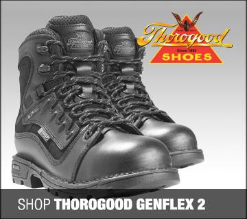 Thorogood GenFlex2 boots