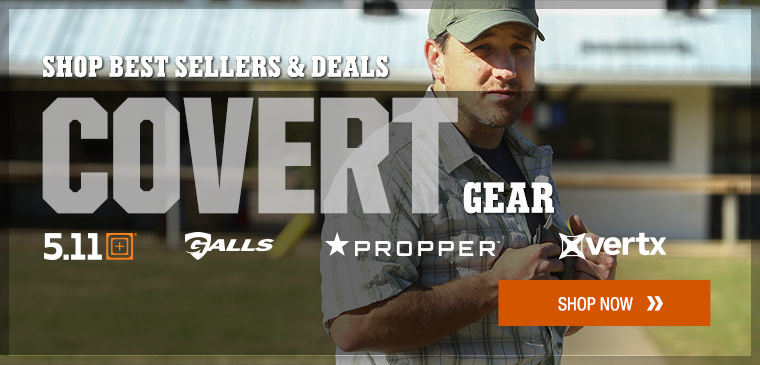 Shop best sellers on covert gear
