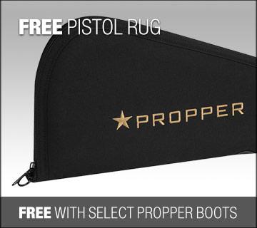 Free Propper pistol rug