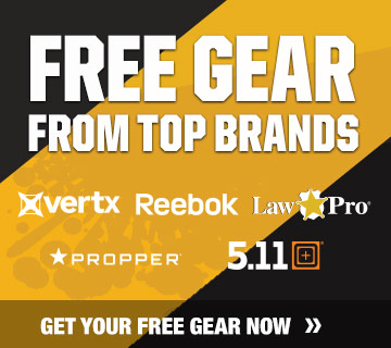 Free gear from top brands