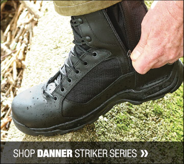 Featured Danner boots