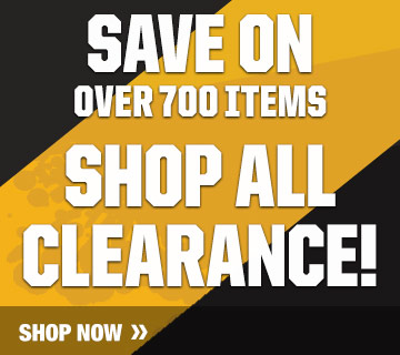 Over 700 items in clearance