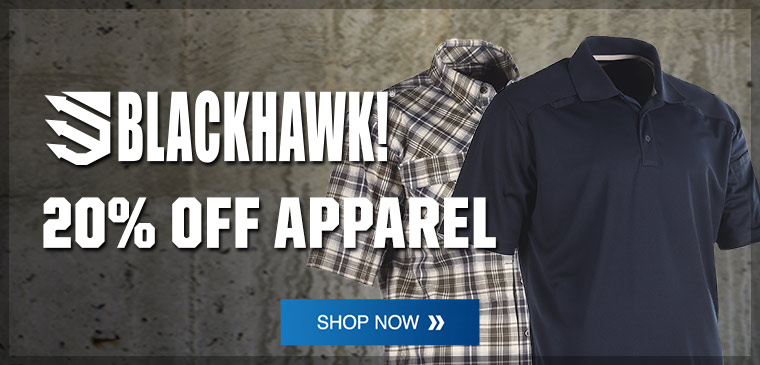 New Blackhawk Apparel