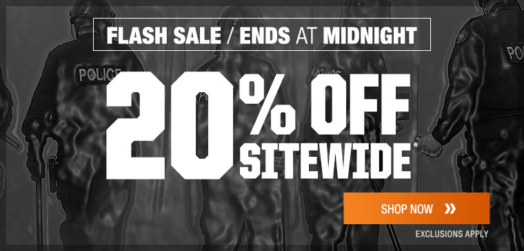 Save 20% sitewide*