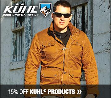 15% off Kuhl