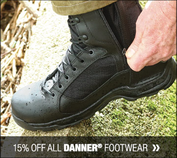 15% off all Danner