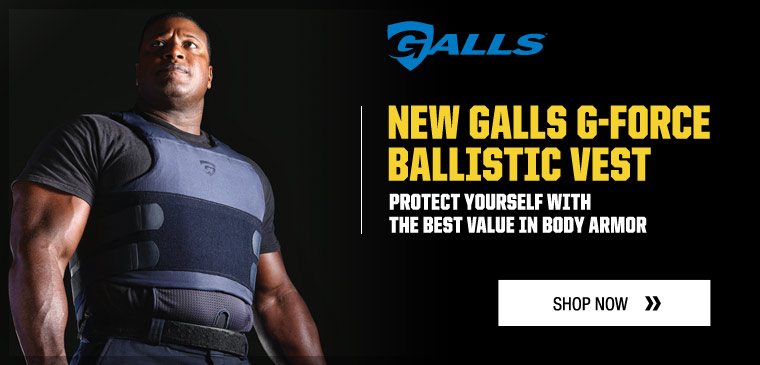 New Galls G-Force ballistic vests