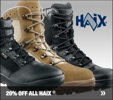 20% off Haix