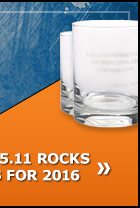 Exclusive 5.11 rocks glasses with purchases