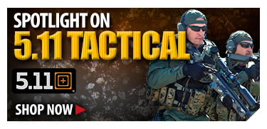 Spotlight on 5.11 Tactical