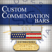 Smith & Warren Custom Commendation Bars