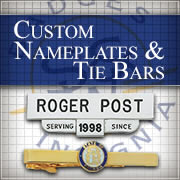 Smith & Warren Custom Nameplates