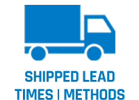Shipped Lead Times | Methods