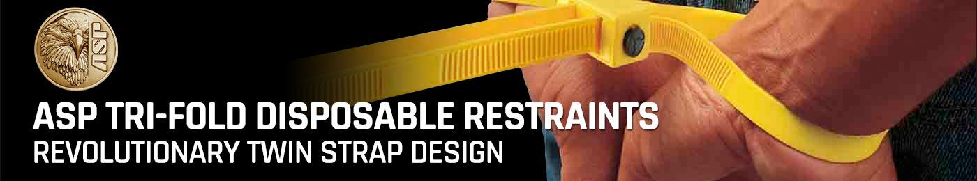 ASP Tri-Fold Restraints