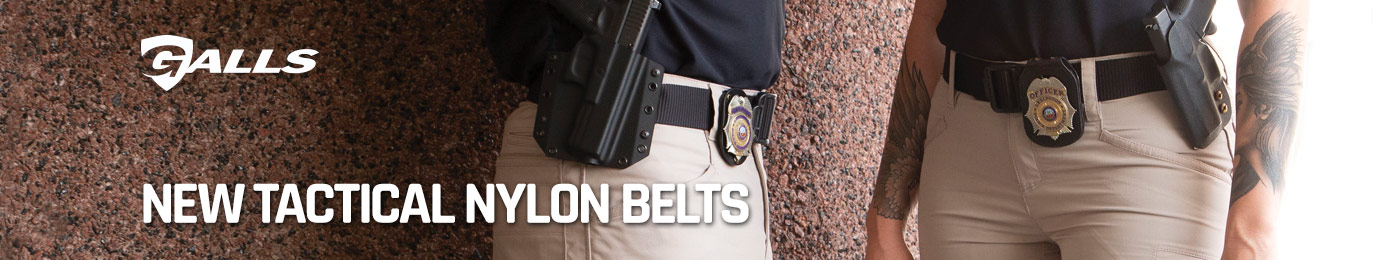New Tactical Nylon Belts