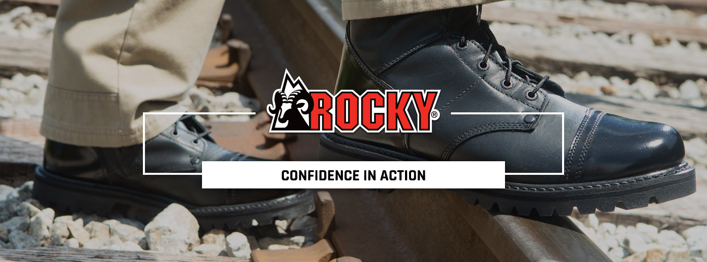 6ba7dcade3 Rocky Best Affordable Police Shoes & Oxfords for Men and Women