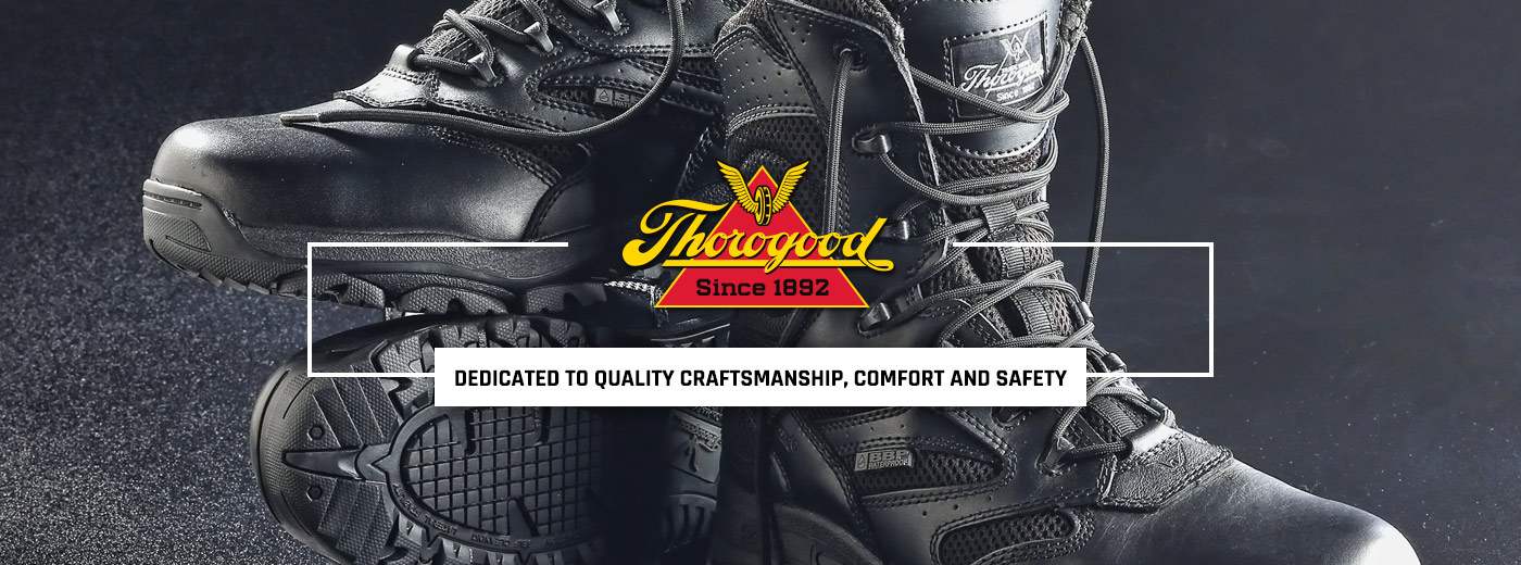 c6eed12c50 Thorogood Best Affordable Police Shoes & Oxfords for Men and Women