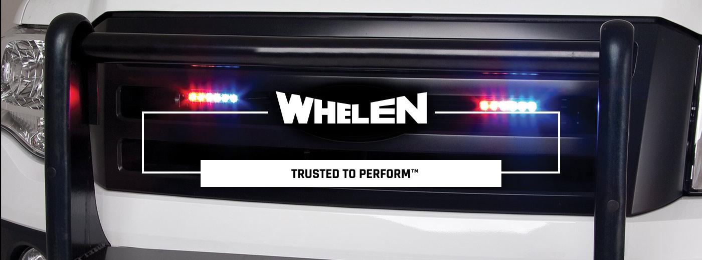 Whelen Engineering Police Lights Vehicle Equipment