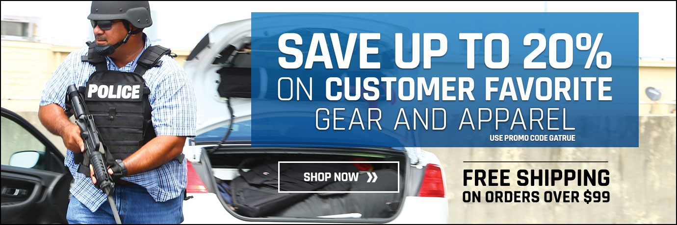 Save on customer-favorite gear and apparel