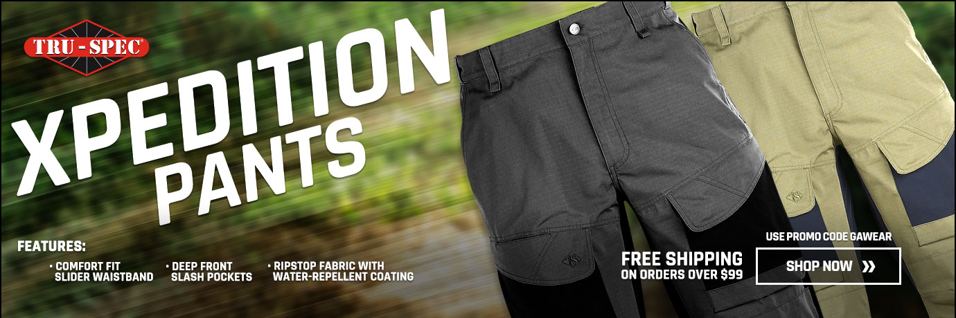 Tru-Spec Xpedition Pants