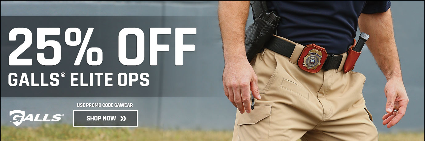 25% Off Galls® Elite Ops