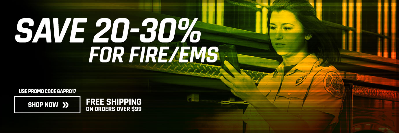 Savings for Fire/EMS