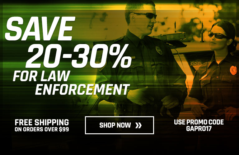 Savings for Law Enforcement