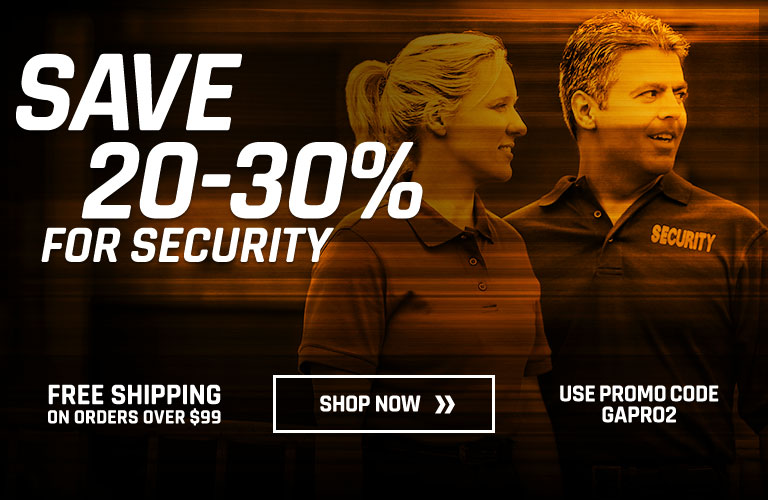 Save 20-30% for Security