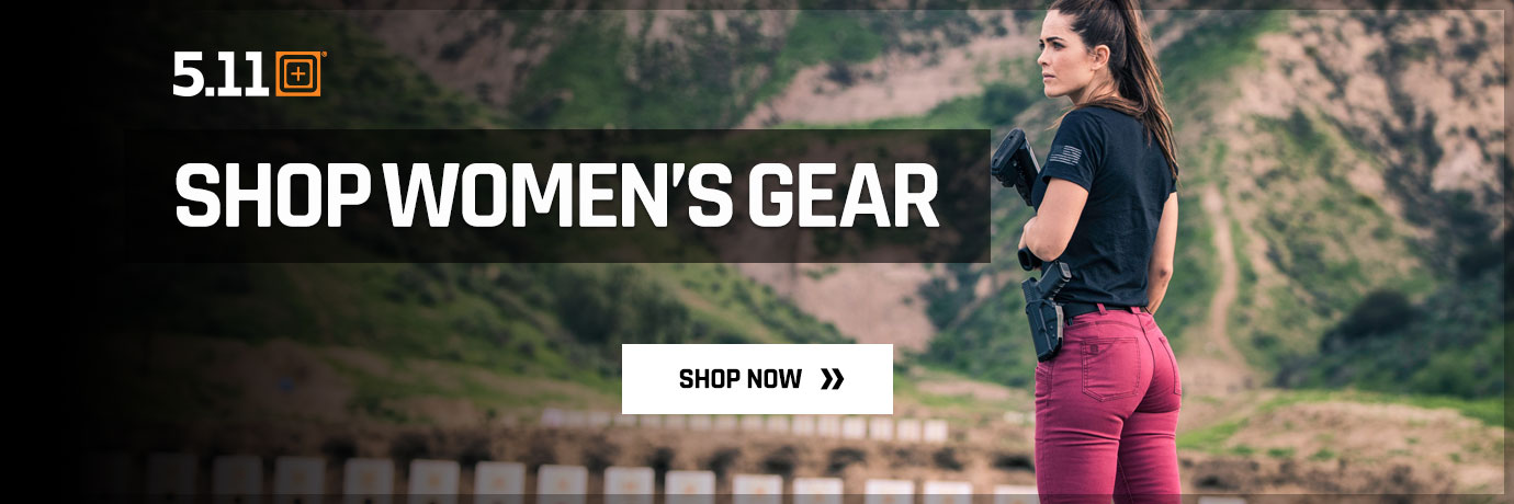 Shop 5.11 womens gear