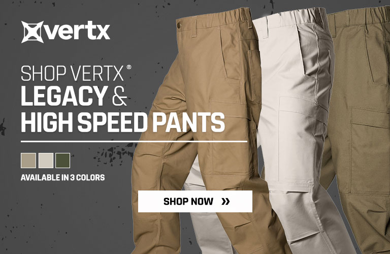 Vertx legacy and high speed pants