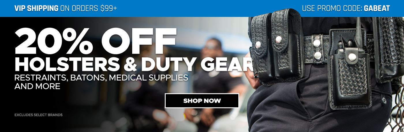 Duty gear sale
