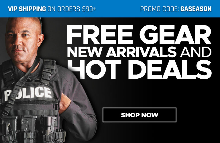 Free Gear and Hot Deals