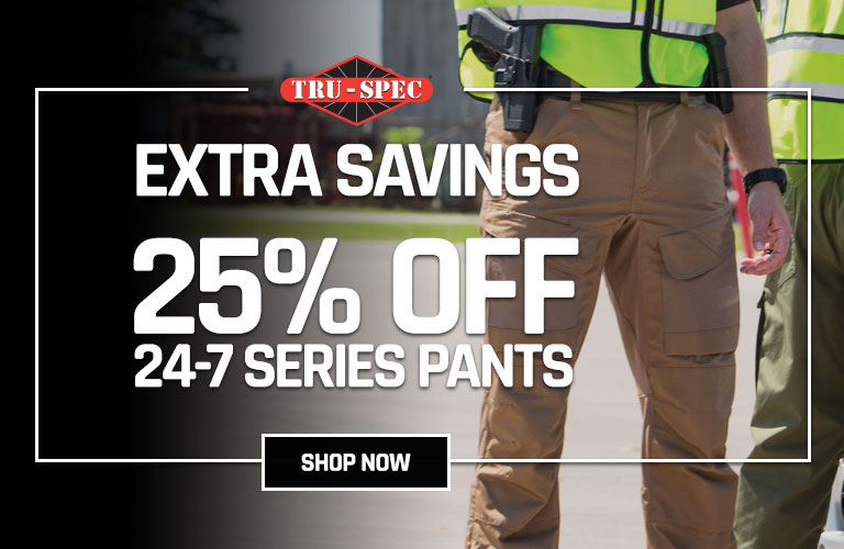 25% off 24-7 series pants