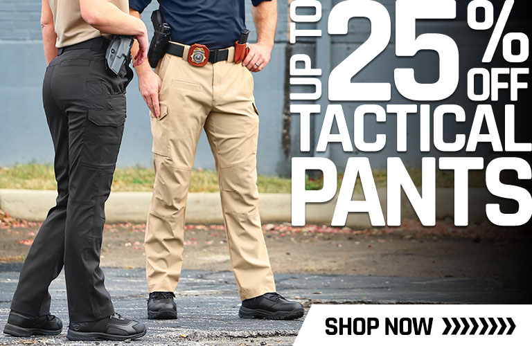 Tactical Pants Sale - up to 25% off