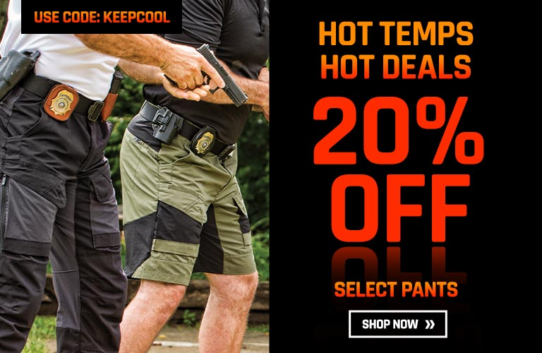 20% Off Select Pants