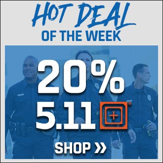 20% Off 5.11 Tactical
