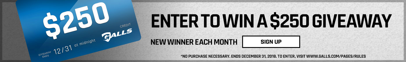 Footwear sweepstakes