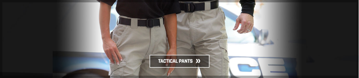 Tactical pants at Galls